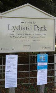 Privatising Lydiard Park